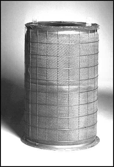 Controle de material particulado