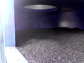 Filtros de carvão ativado industrial