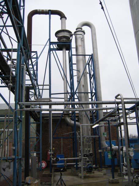 Tratamento de gases industriais