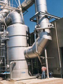 Lavadores de gases - DynaWave