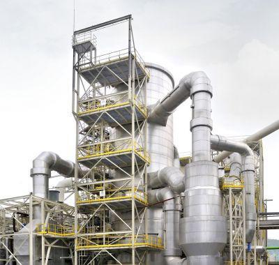 Tecnologias para ácido sulfúrico